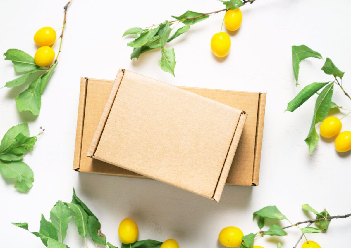 Packaging durable, consommation responsable